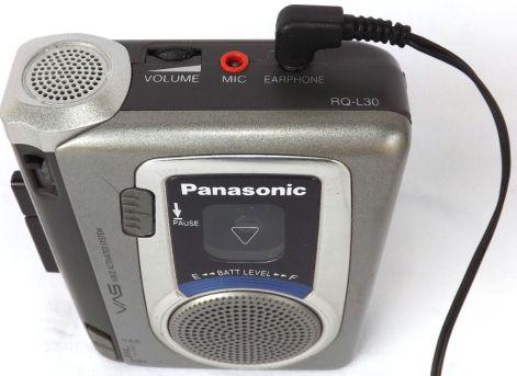PANASONIC RQ-L30